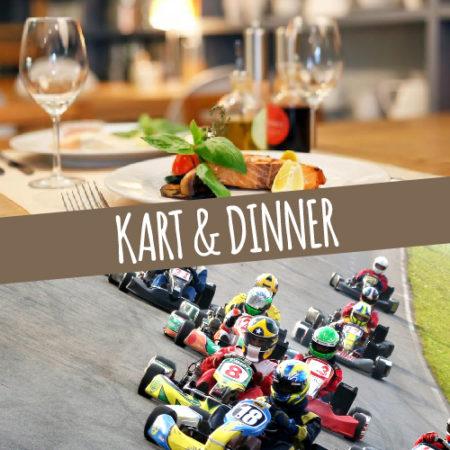 kart-and-dinner